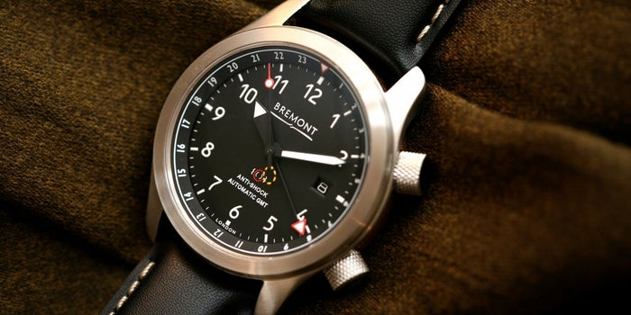 The Executive Selection: Bremont MBIII