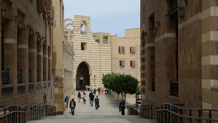 Educating Execs: The American University in Cairo, Egypt