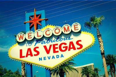 The Woman Who Designed the 'Welcome to Fabulous Las Vegas' Sign Has Di...