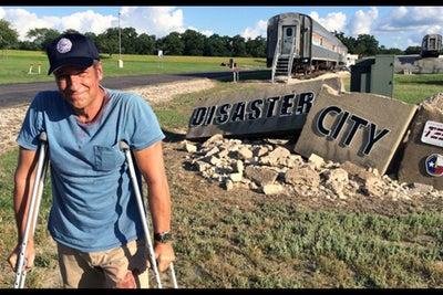 Mike Rowe Just Gave a Fan Some Stellar Advice About Dealing With Rejec...