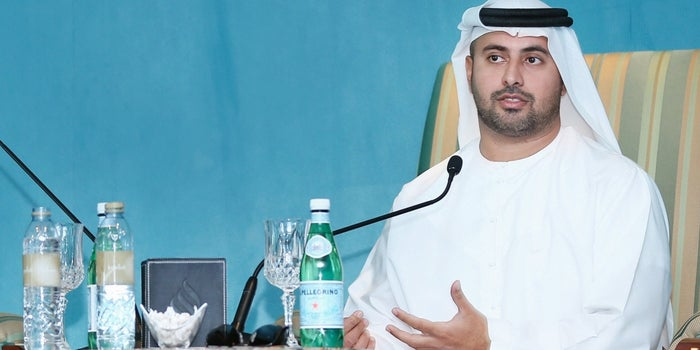An Enterprising Exchange: H.H. Sheikh Maktoum Hasher Al Maktoum