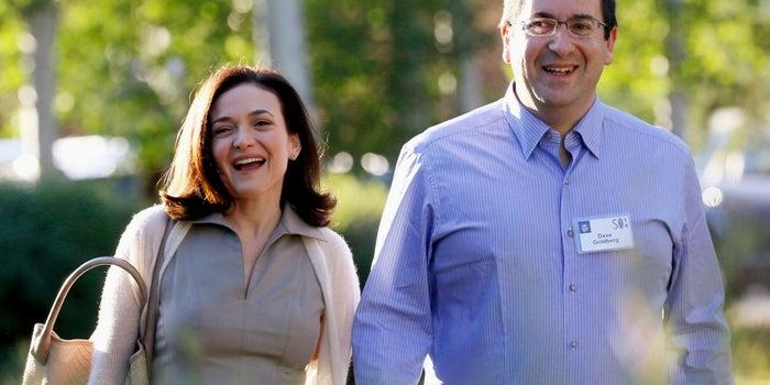 Read Sheryl Sandberg's Poignant Facebook Post on Losing Her Husband