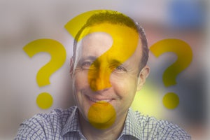 Have a Burning Business Question? Ask the Expert: David Ossip.