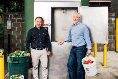 Meet the Machine That's Turning Grocery Stores' Food Waste Into Fertil...