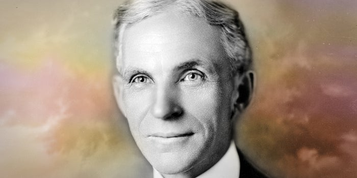 5 Things Real Leaders Do Every Day, According to Henry Ford
