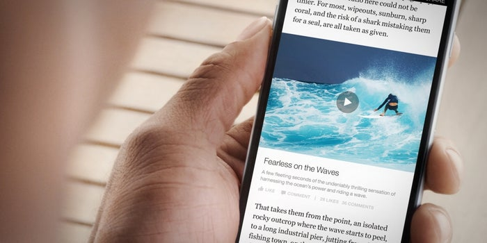 Facebook 'Instant Articles' Has Arrived