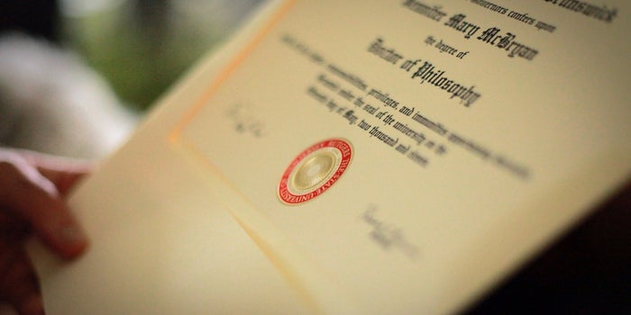 Do You Really Need a College Degree These Days?