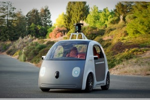 There Will Be 20 Million Self-Driving Cars On the Road by 2025