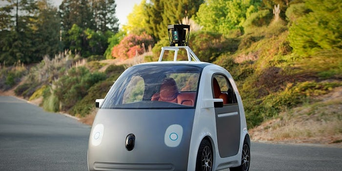 Google Hires Longtime Car Exec to Head Up Its Driverless Car Division