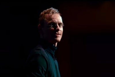 Watch Michael Fassbender in the First Steve Jobs Trailer, Iconic Black...