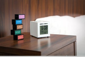 This Aromatic Alarm Clock Wakes You Up to the Sweet Smell of Money