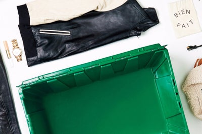 This Man Is Revolutionizing the Storage Biz, One Bin at a Time