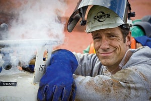 Mike Rowe: To Be Successful, Don't Fear the Dirty Work