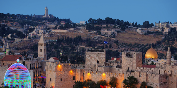 The Ancient City of Jerusalem Is Seeing Rebirth as a Tech Hub