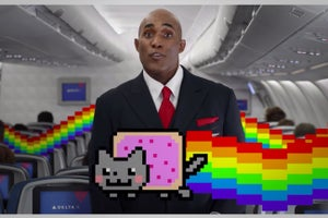 Why Delta's Latest Meme-Packed Safety Video Is Marketing Gold