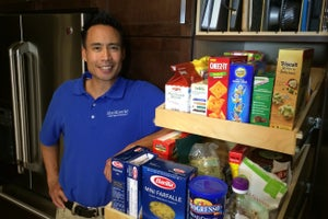 A Franchisee Who's Expert at Building Both Shelves and Revenues