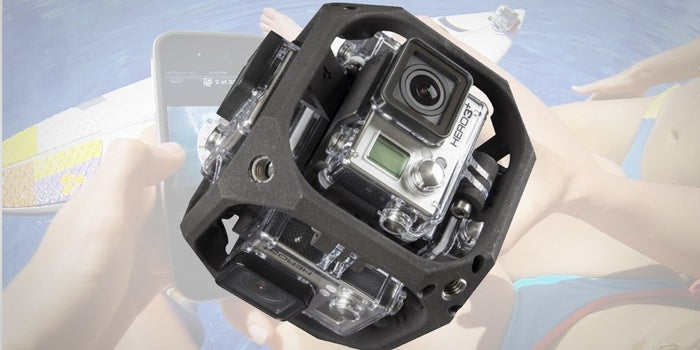 GoPro Leaps Into Virtual Reality, Teases Drone Plans