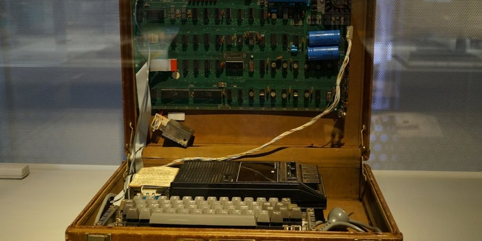 'Mysterious Woman' Throws Out Vintage Apple Computer Worth $200,000