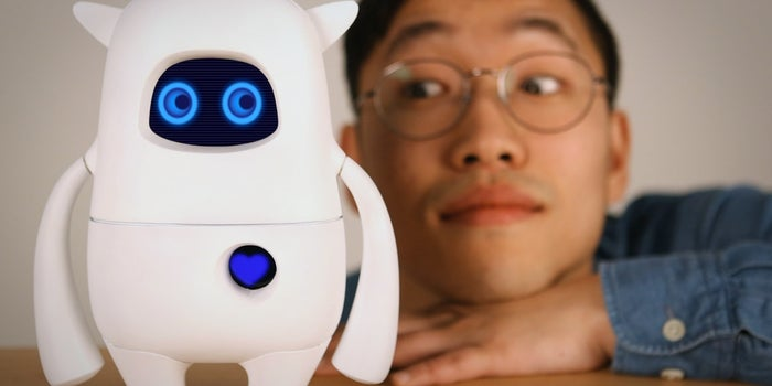 Say Hello to Musio, a Ridiculously Cute AI Robot That's Keen to Chat