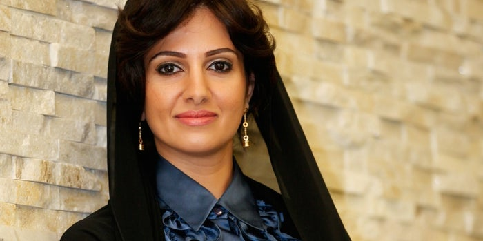The Corporate Titan: Dalya Al Muthanna, President and CEO, GE Gulf