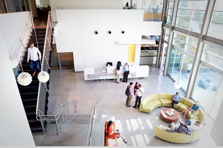 startup office