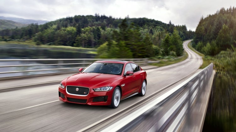 'Treps Choice: The Jaguar XE S Makes For An Interesting (And Agile) Ride
