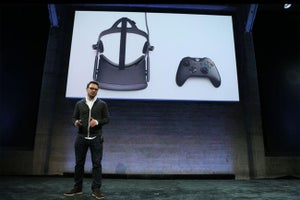 Here's What Oculus Just Revealed at Its Much-Anticipated Press Event