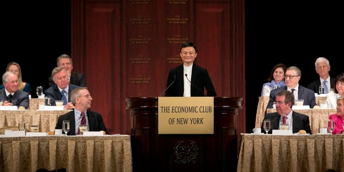 Why Alibaba's Jack Ma Sees Himself as an 'Artist,' and Maybe You Should, Too