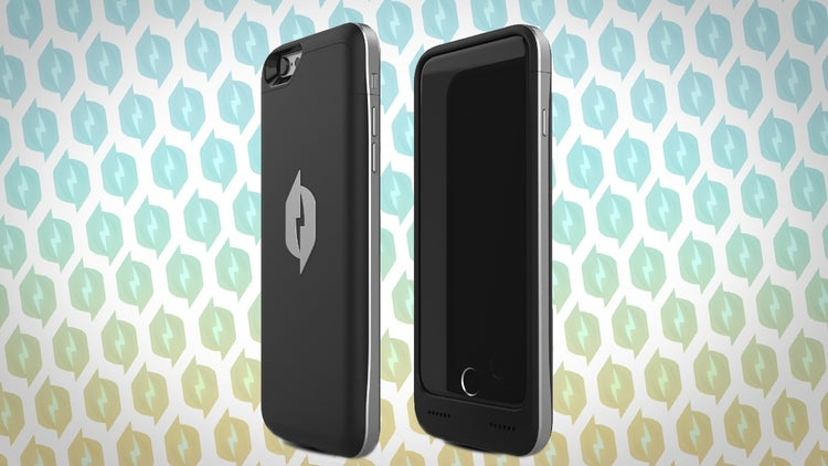 This Phone Case Allows for Longer Battery Life by Recycling Cast-Off Energy