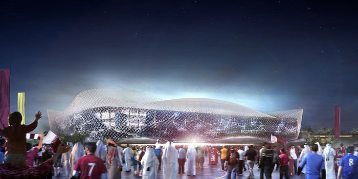 Qatar Launches Al Rayyan Stadium As Fifth Venue For 2022 FIFA World Cup