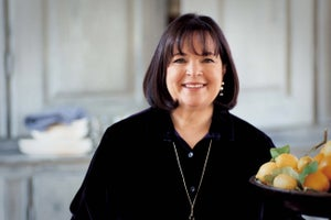 Food Network Star Ina Garten on the Power of Saying 'No'