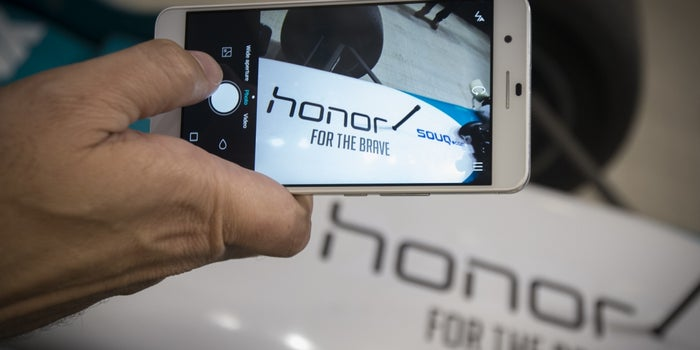 Braveheart: Honor 6 Plus