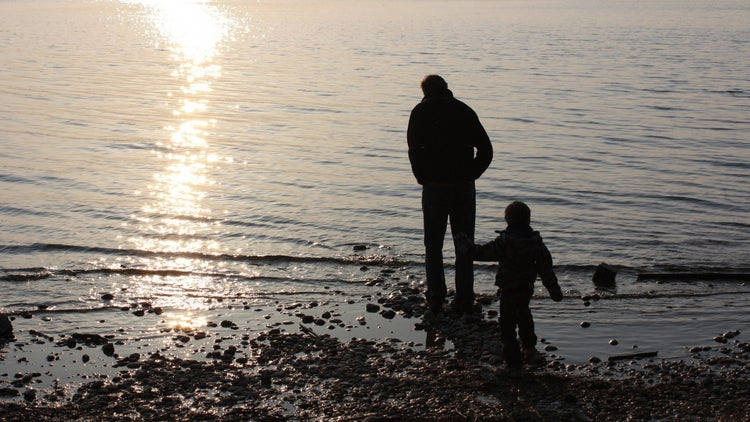 What a Childhood as Dad's Entrepreneurial Shadow Taught Me