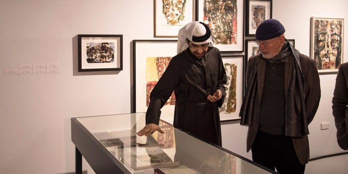 The Cultural Emissary: Sultan Sooud Al Qassemi, Founder, Barjeel Art Foundation