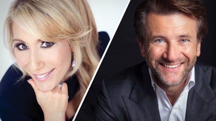 Shark Tank's Lori Greiner and Robert Herjavec on What Makes a Great Boss