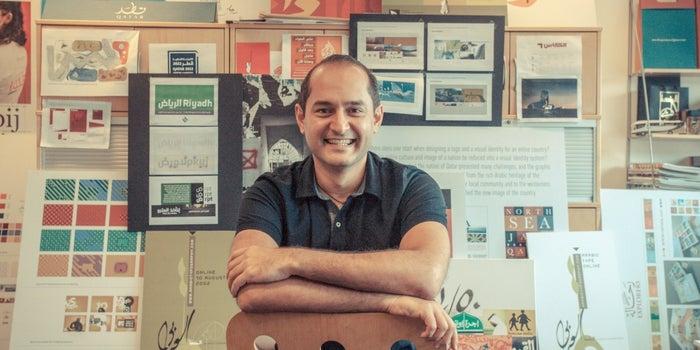 Seeing Double: Entrepreneur and Designer Tarek Atrissi