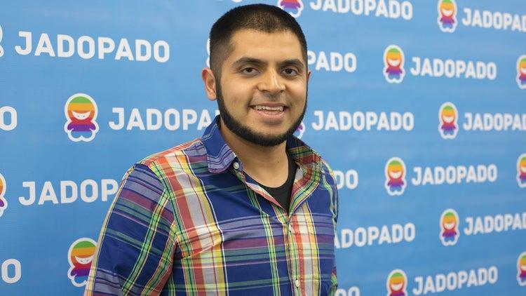 Five Minutes with Entrepreneur Omar Kassim, Founder of JadoPado