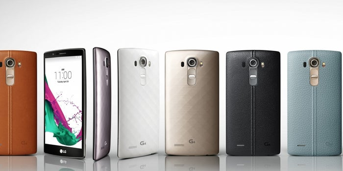 Living The Good Life: LG G4 In Leather