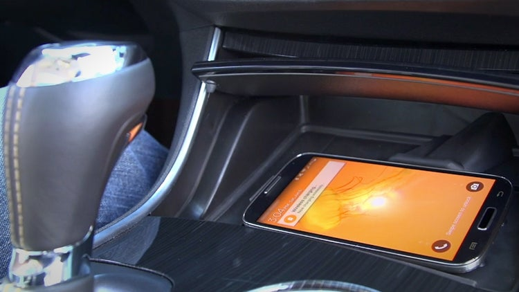 In These New Cars, Your Phone Gets Its Own Air Conditioner