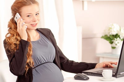 How to Run Your Business While Pregnant