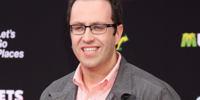 Police Raid the Home of Subway's Jared Fogle