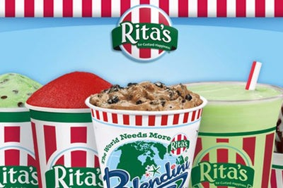 Egg Shortage Forces Rita's to Pull Signature Custard From the Menu.