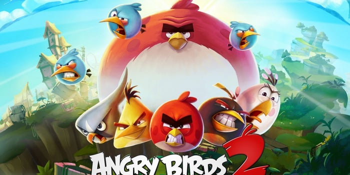 Angry Birds 2 Announced by Rovio