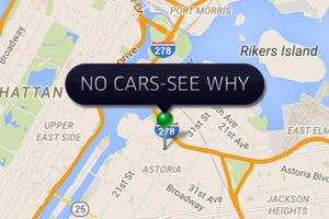 Uber Takes Swipe at NYC Regulators With Clever 'De Blasio' Feature