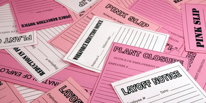 Pink Slips Massacre : Should Startup Employees Always Remain on Guard?