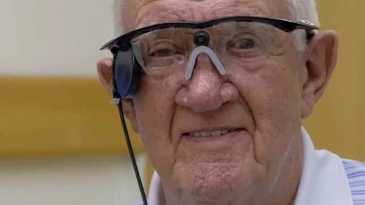 Bionic Eye Shows Promise for People With Age-Related Vision Loss