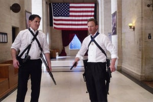 Mark Cuban Reveals What It Was Like Playing the U.S. President in 'Sharknado 3'