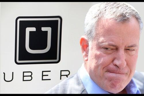 De Blasio Backs Off Proposed Uber Cap -- Your Weekly News