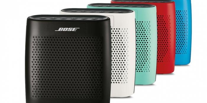 Turn It Up: Bose SoundLink Color