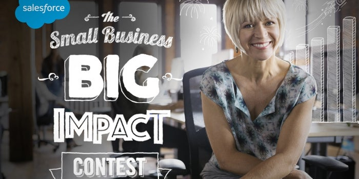 One Lucky Business Will Walk Away With The Grand Prize Worth More Than $50,000. Enter Today!